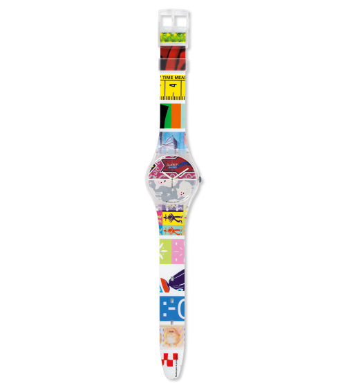 MAXI LOTS OF SWATCH - MGZ177