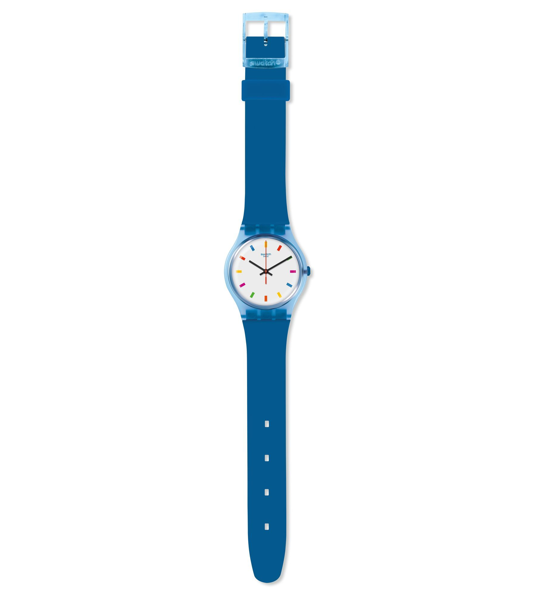 Swatch 174 United States Maxi Wall Clocks Maxi Color Square