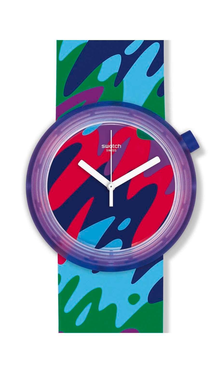 Swatch - POPthusiasm - 1