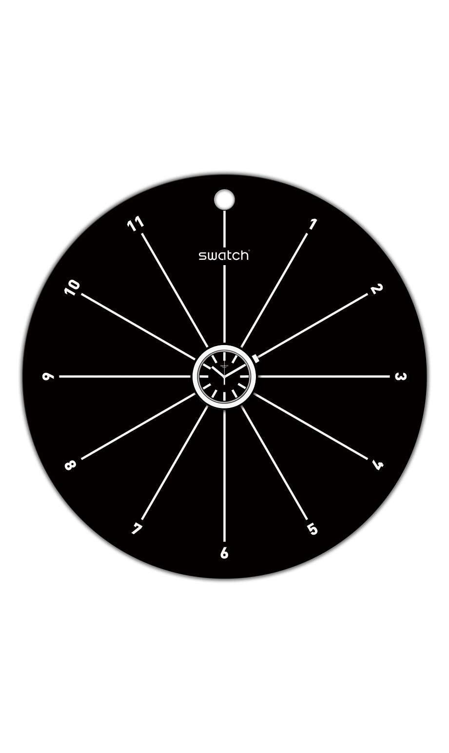 Swatch - POPWALLI BLACK - 1