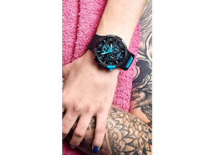 Product CHECKPOINT BLUE with SKU SB02B401