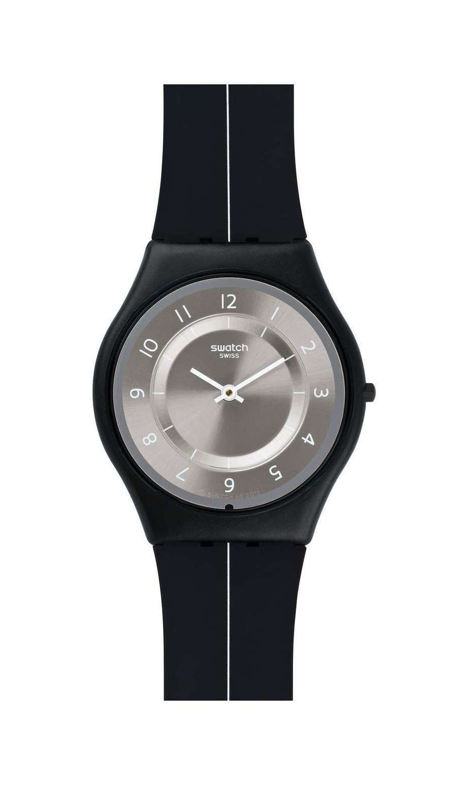 Swatch - MY SILVER BLACK - 1
