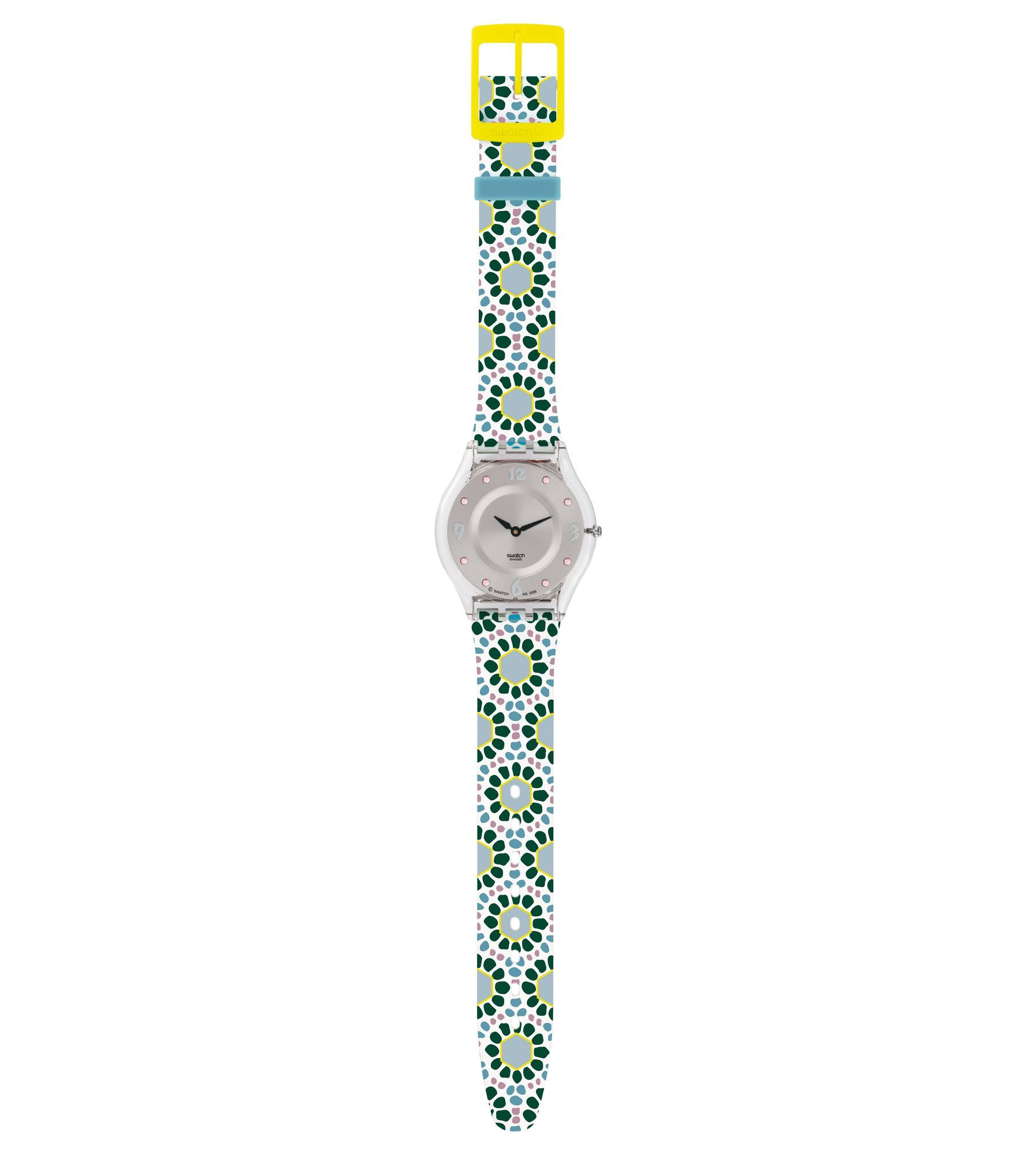 This watch will be available in our stores in march 2016 - Jardin fleuri swatch toulouse ...