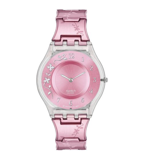 Nearest Battery Store >> CLIMBER FLOWERY PINK (SFK347AG) - Swatch® United States