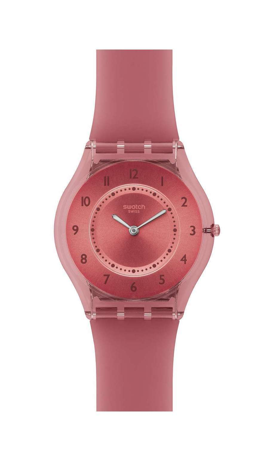 Swatch - BURGUNDY SOFTNESS - 1