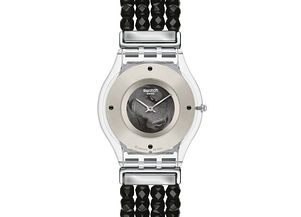 SWATCH BE BLACK