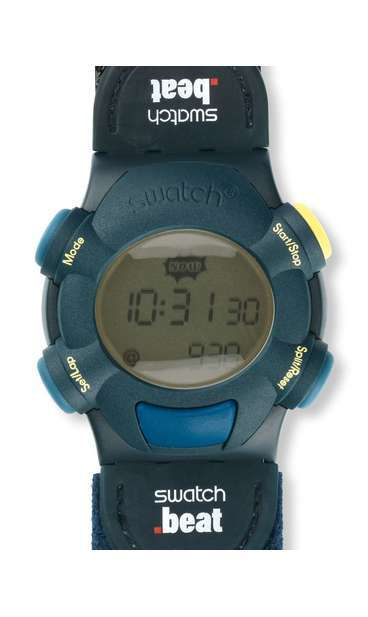 Watches: Digital,  Beat Plastic - Swatch® United States