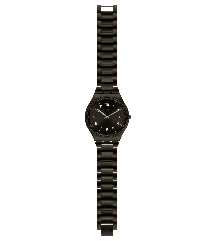 SKIN SUIT BLACK - SS07B100G