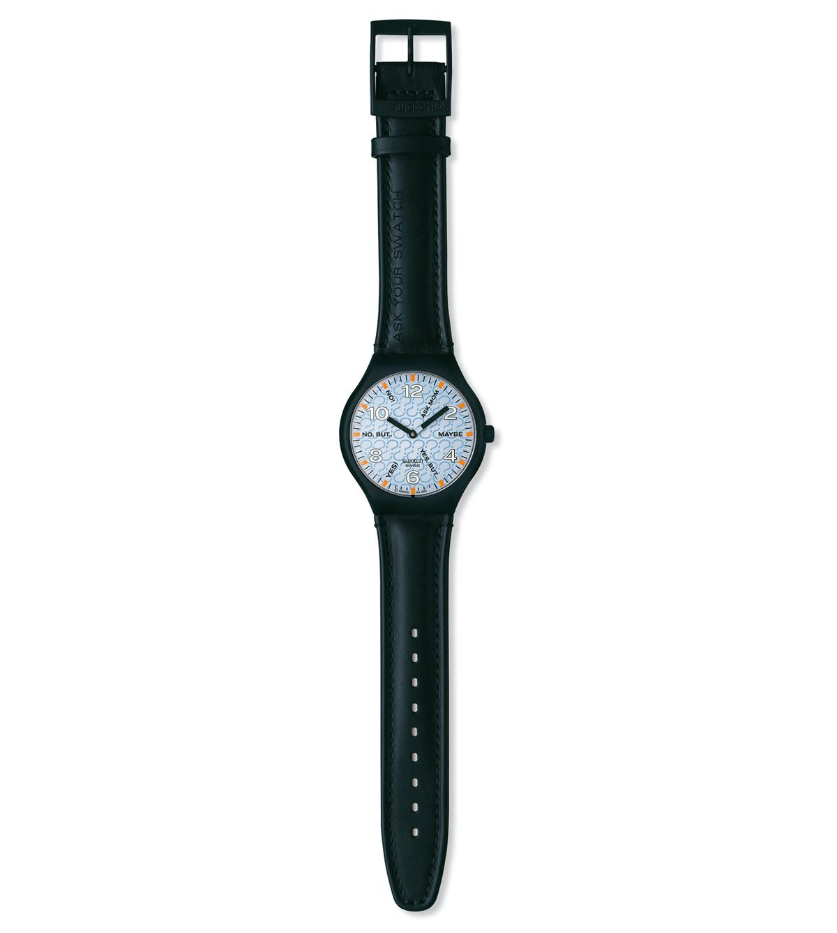 ASK YOUR SWATCH (SPEC. OPENING ZH) - STGB100-1