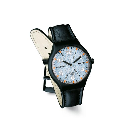 ASK YOUR SWATCH