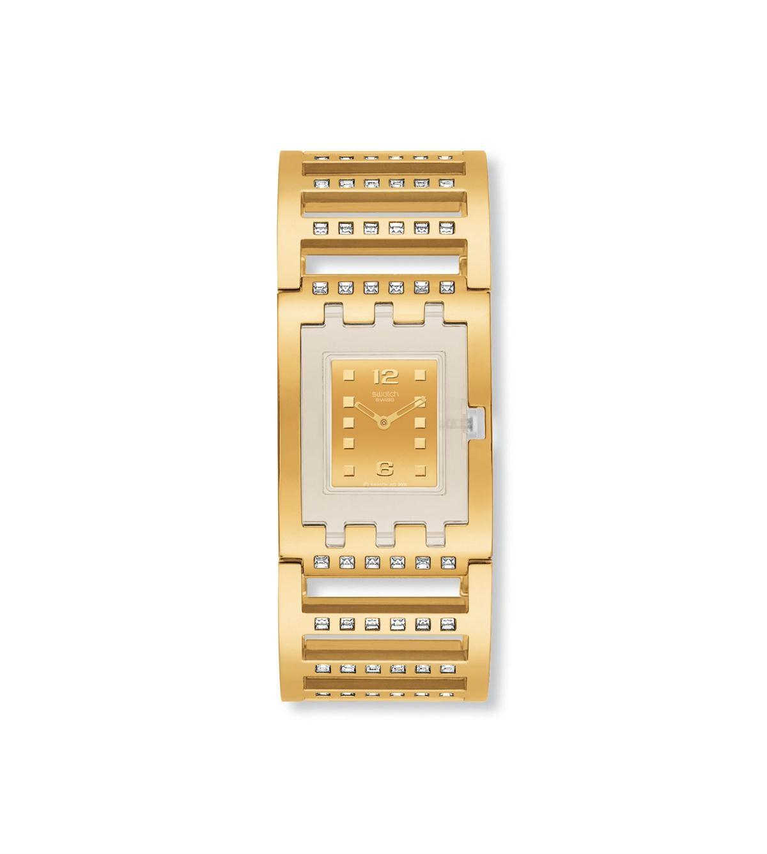 BRILLIANT BANGLE GOLD - SUBM107G