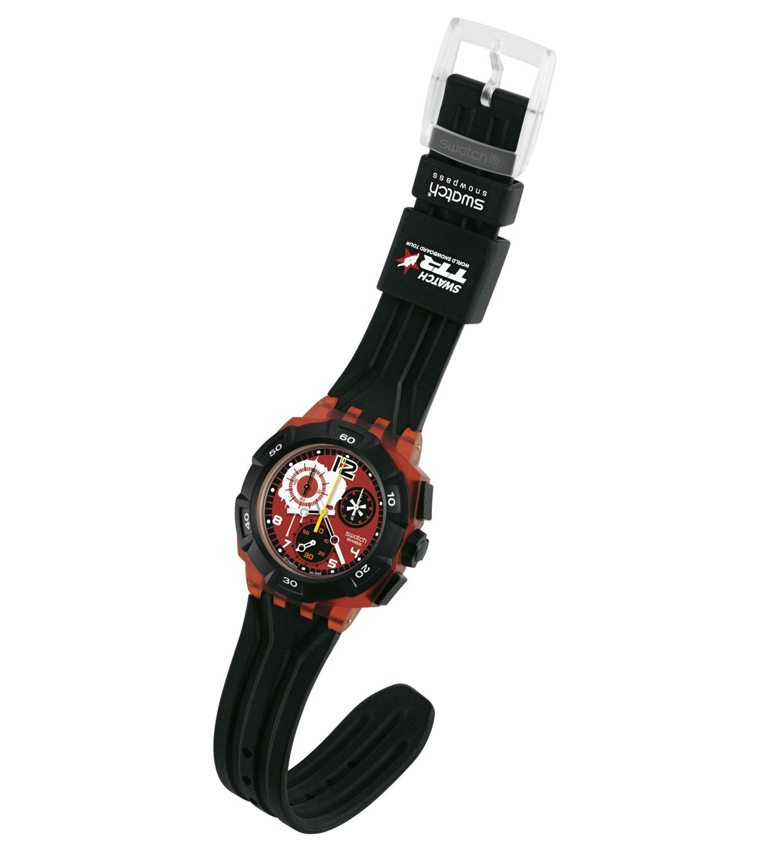 SWATCH TTR 2008 - SUKR100C