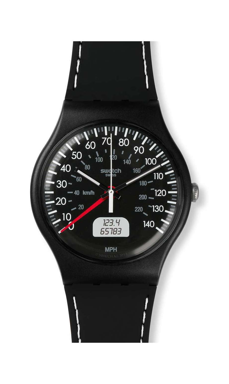 Swatch - BLACK BRAKE - 1