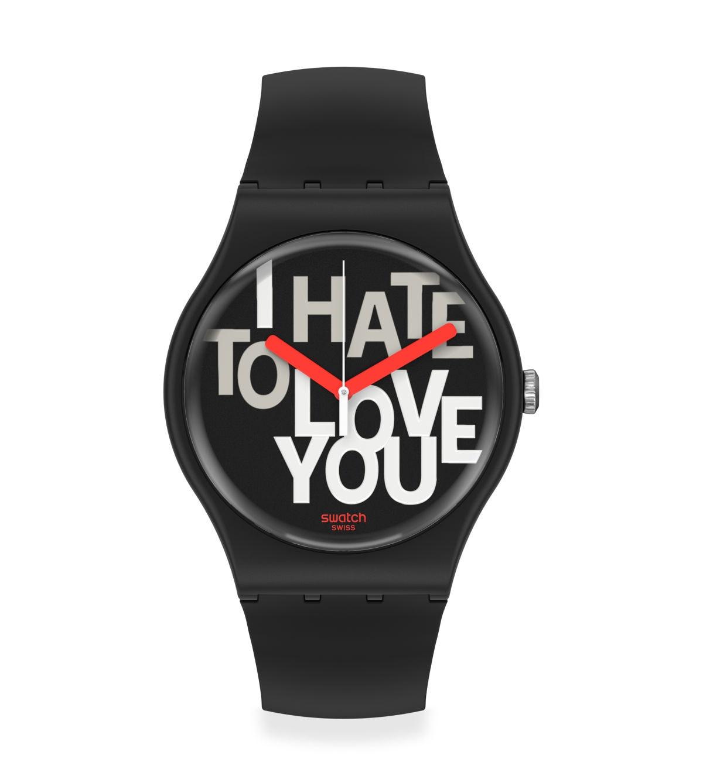 HATE 2 LOVE - SUOB185