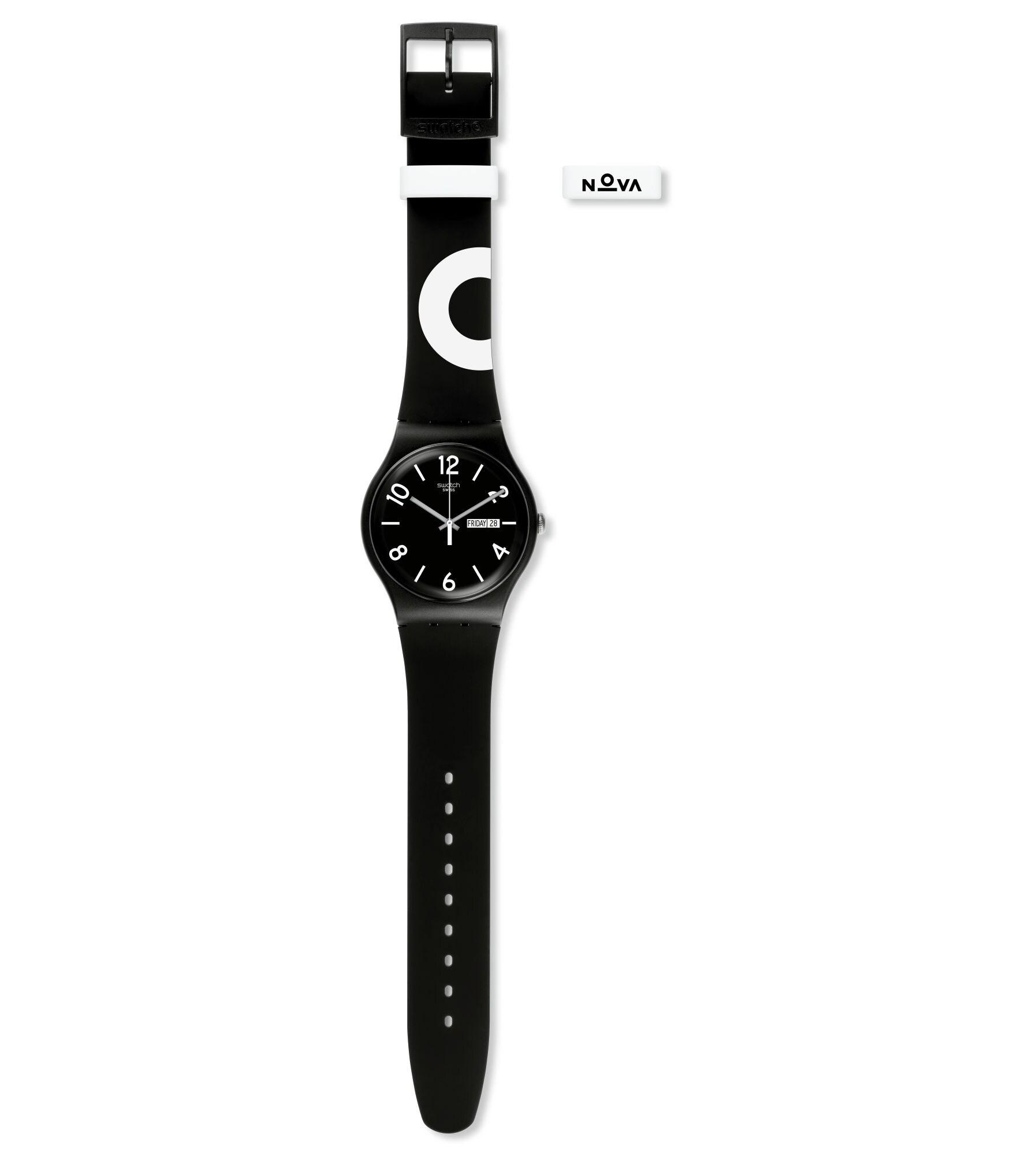 cdabc9a962d Swatch® Portugal - New Gent (Ø 41 MM) Swatch Nova SBE SUOB715E-1