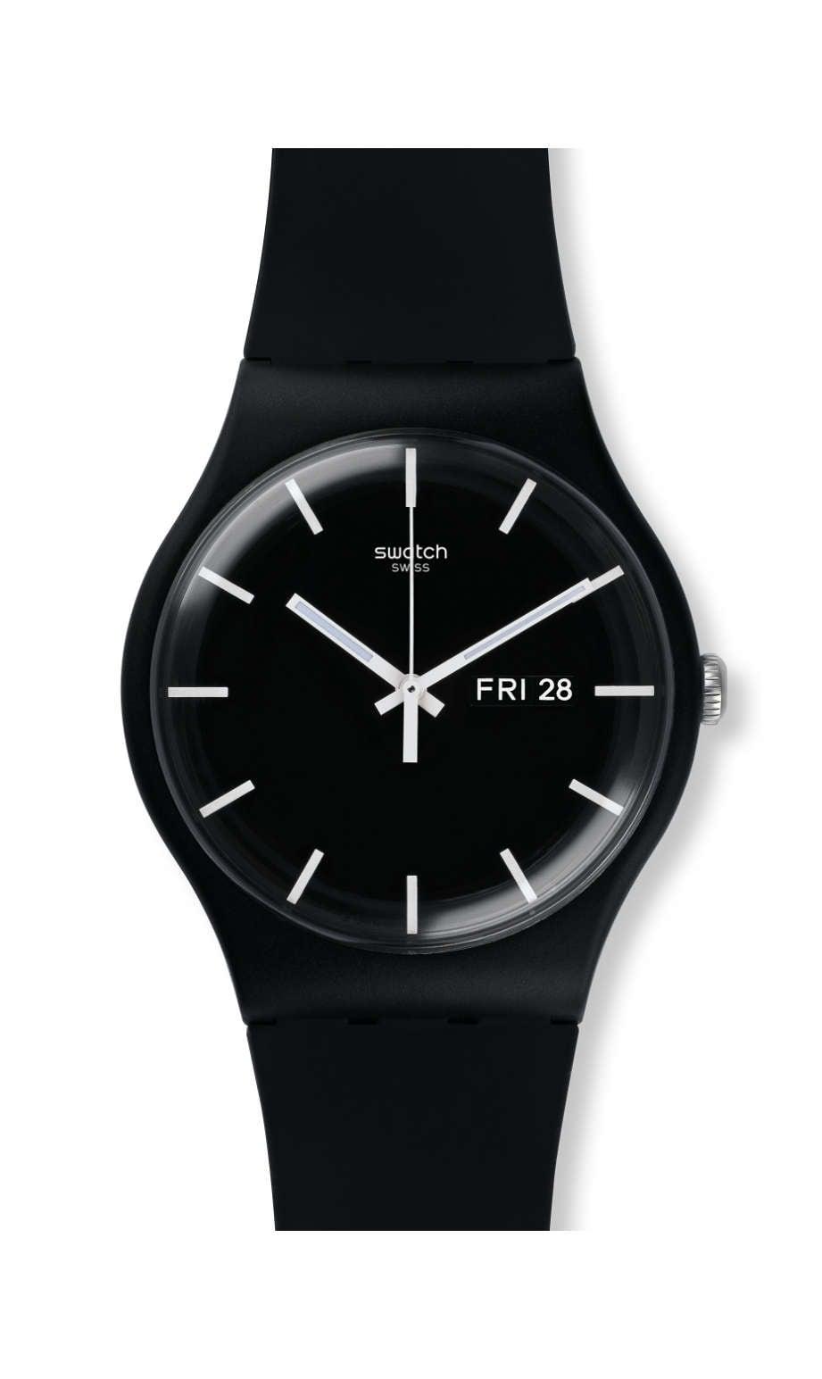 Swatch - MONO BLACK - 1