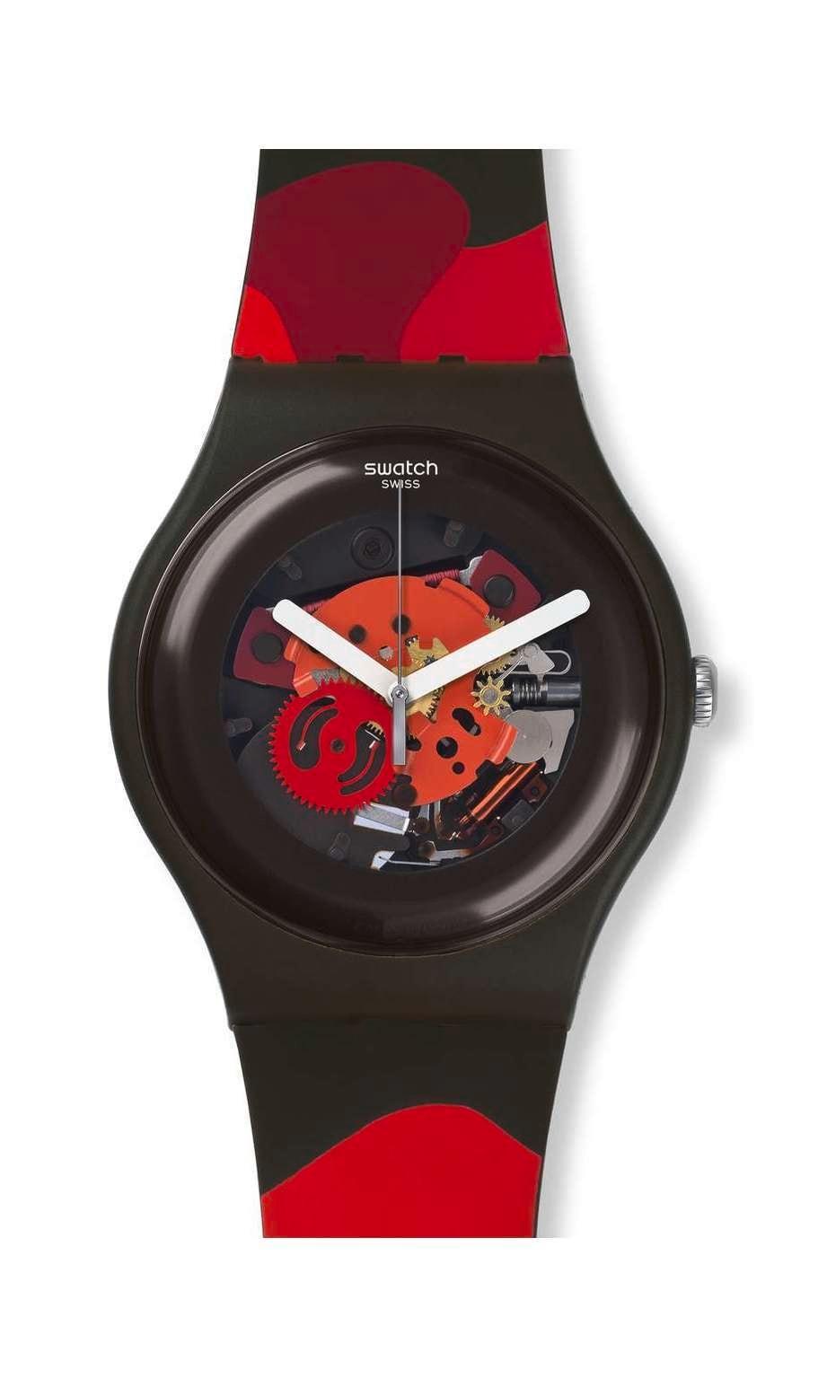 Swatch - TSCHURTSCHEN - 1