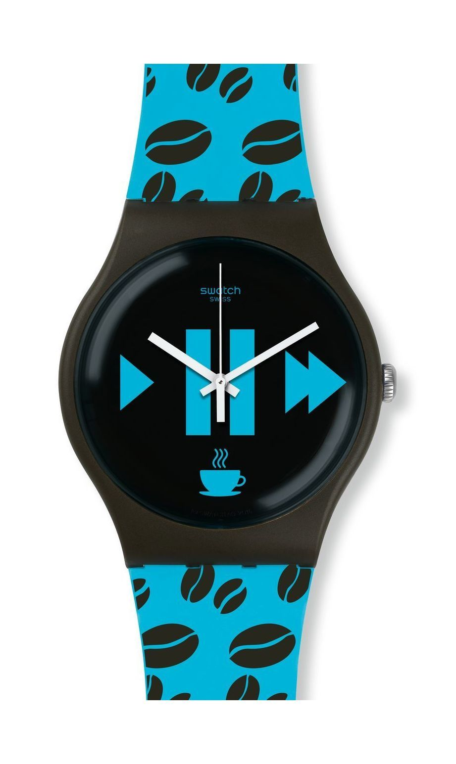 Swatch - COFFEE BLUE-S - 1
