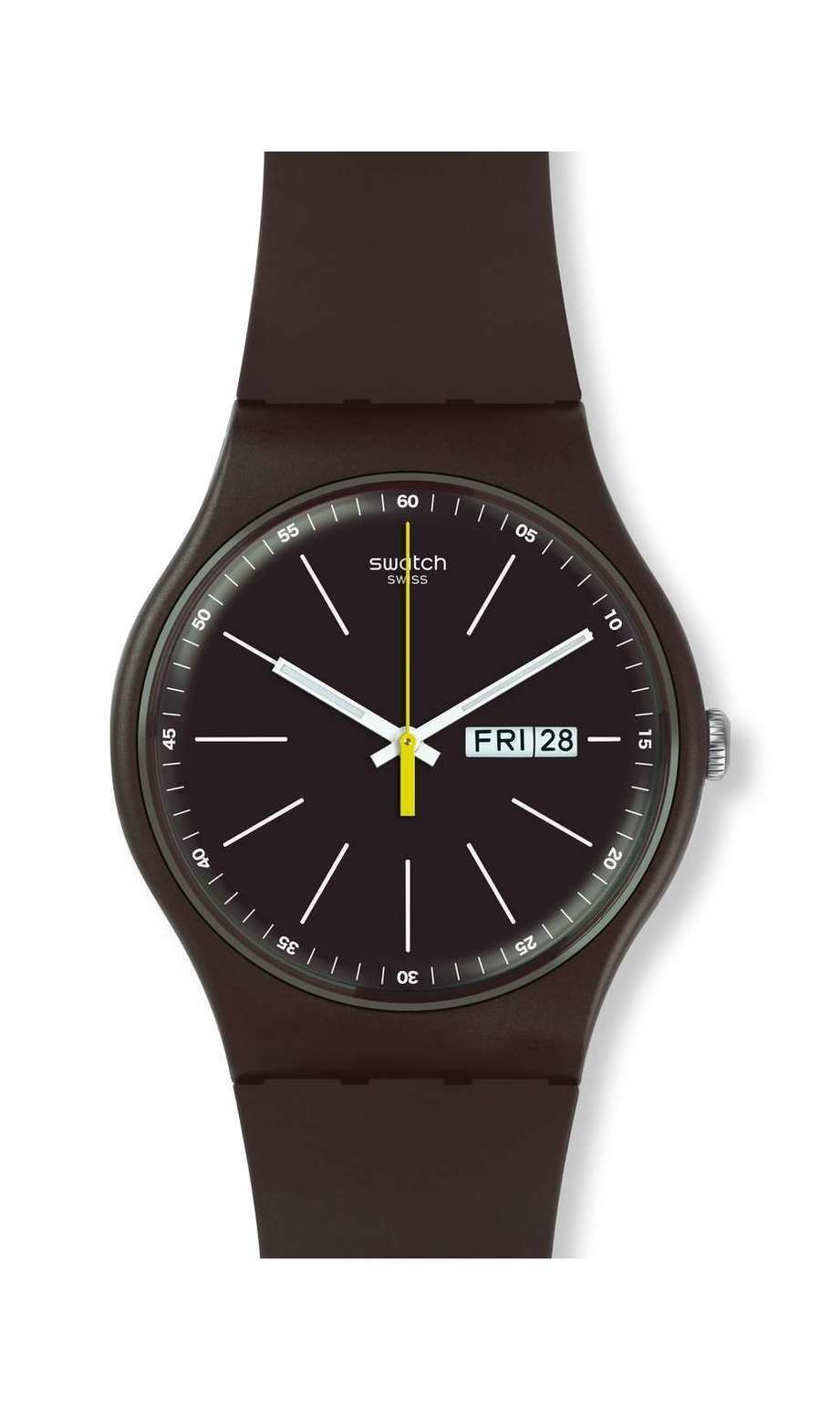 Swatch - BLUE BROWNY - 1