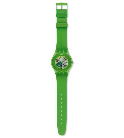 GREEN LACQUERED