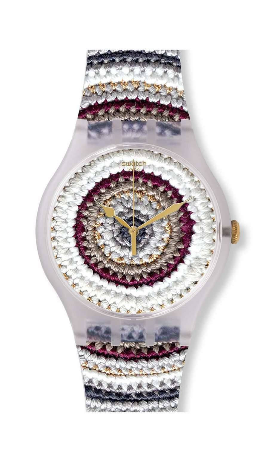Swatch - TRICOTIME - 1