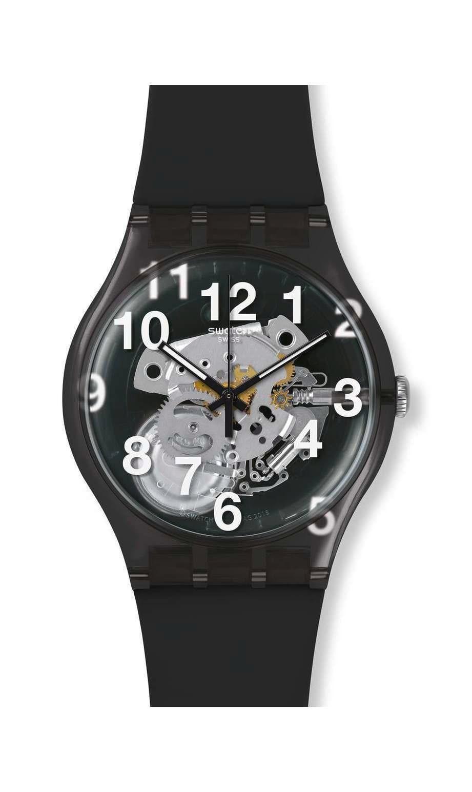 Swatch - BLACK BOARD - 1