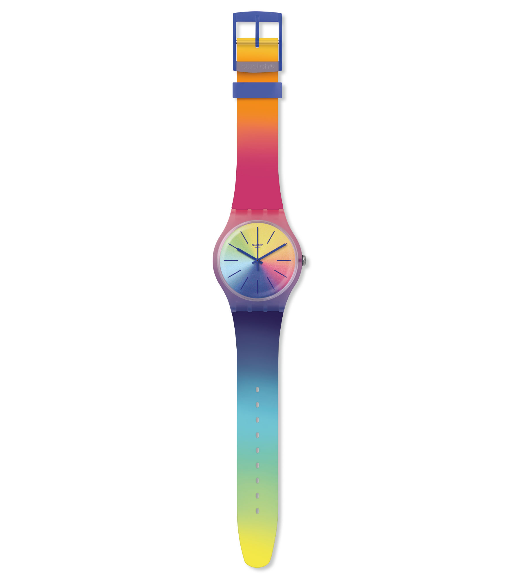 Swatch® Hong Kong SAR, China - New Gent (Ø 41 MM) MULTIBOOST