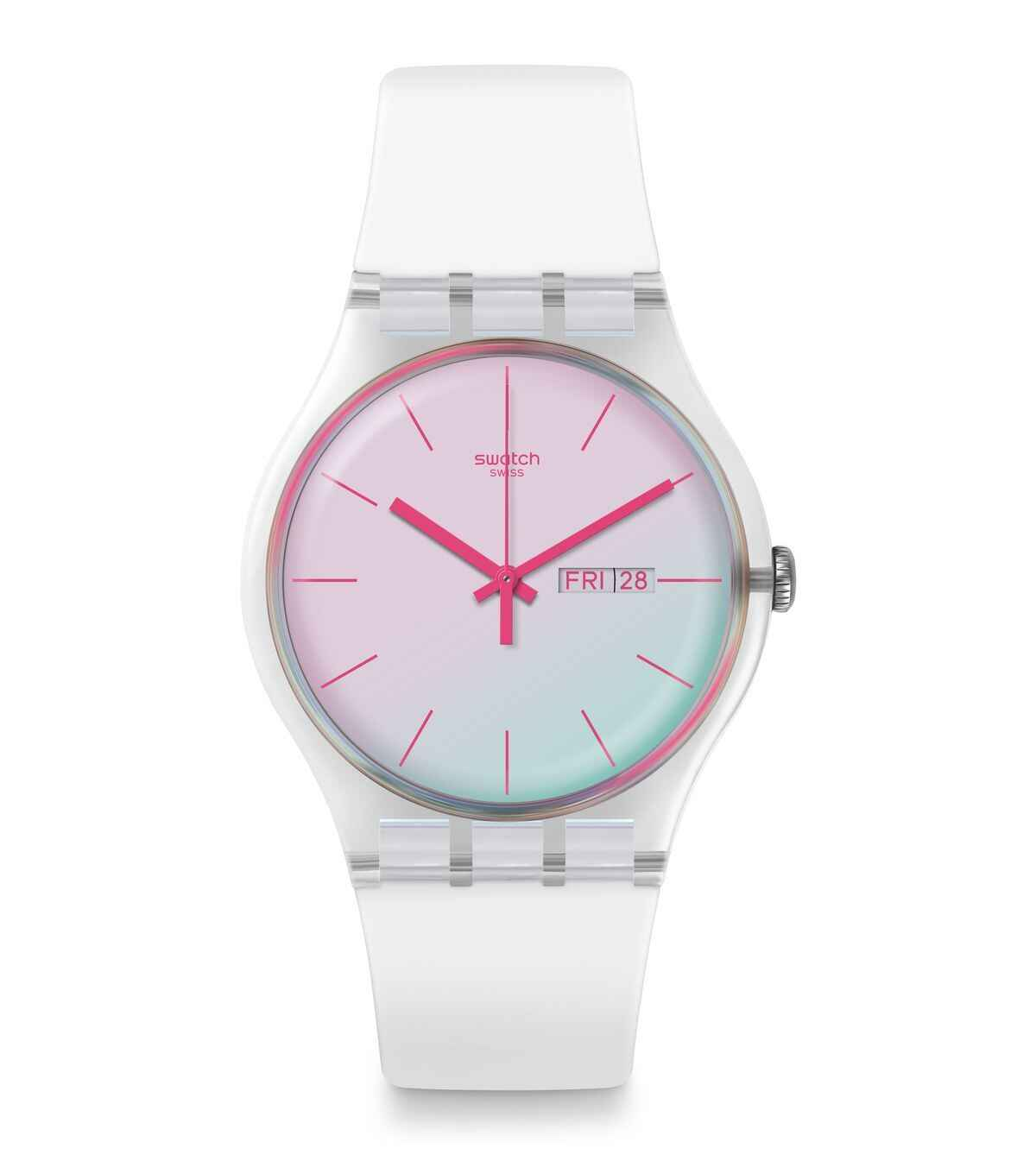 POLAWHITE (SUOK713) - Swatch® United States