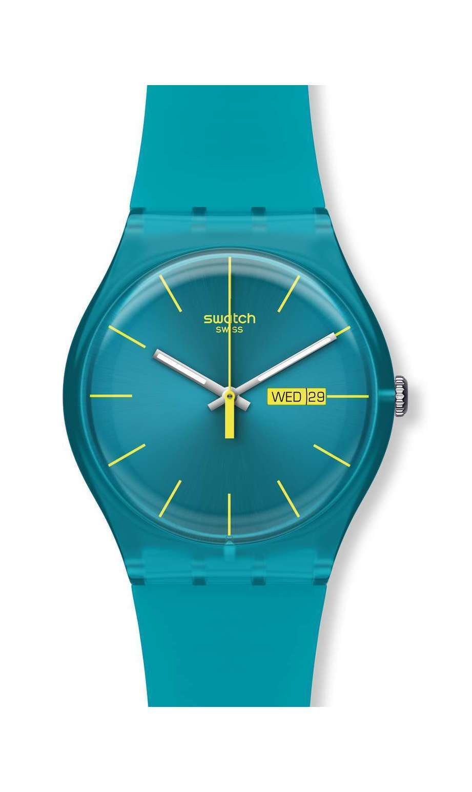 Swatch - TURQUOISE REBEL - 1