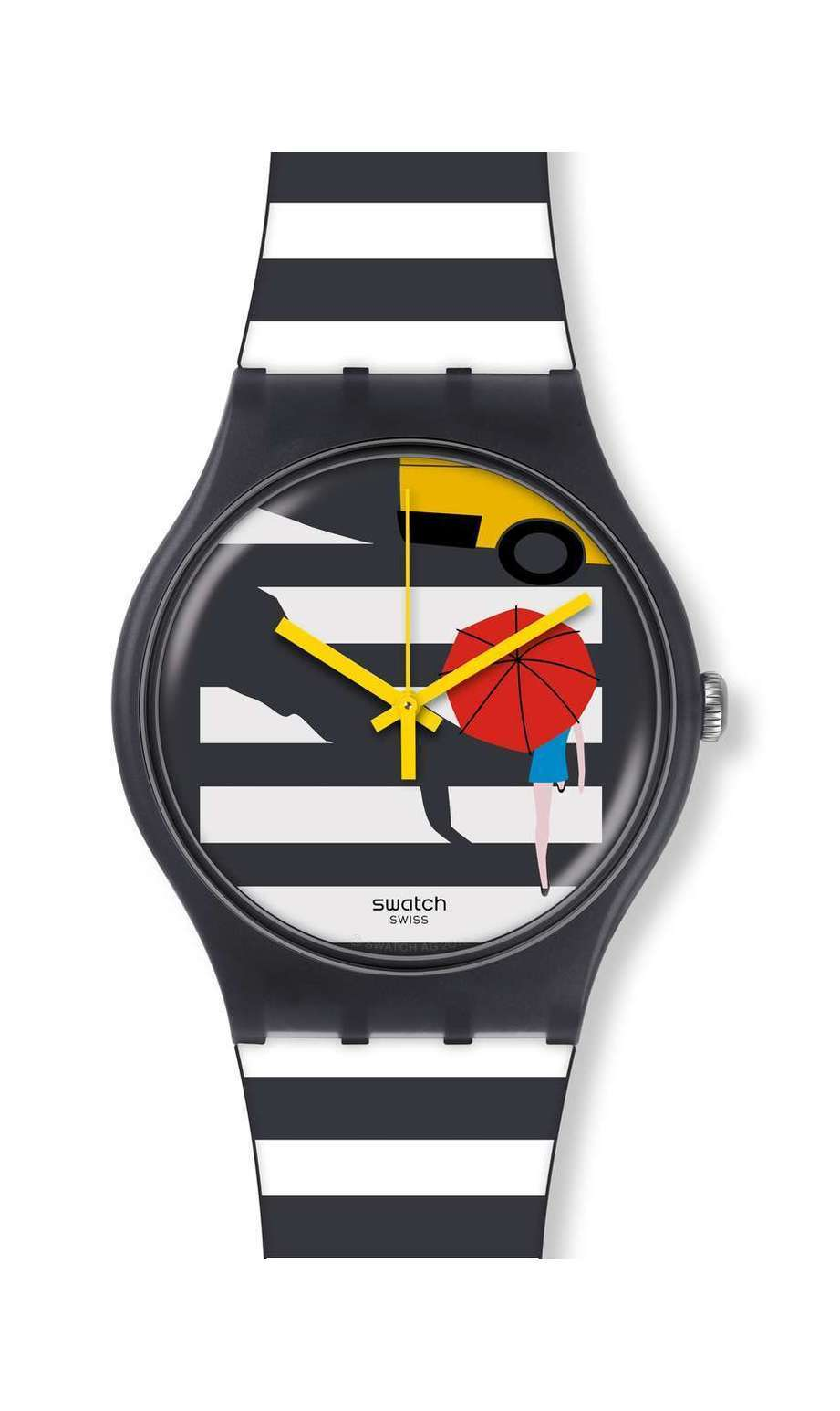 Swatch - CROSS THE PATH - 1