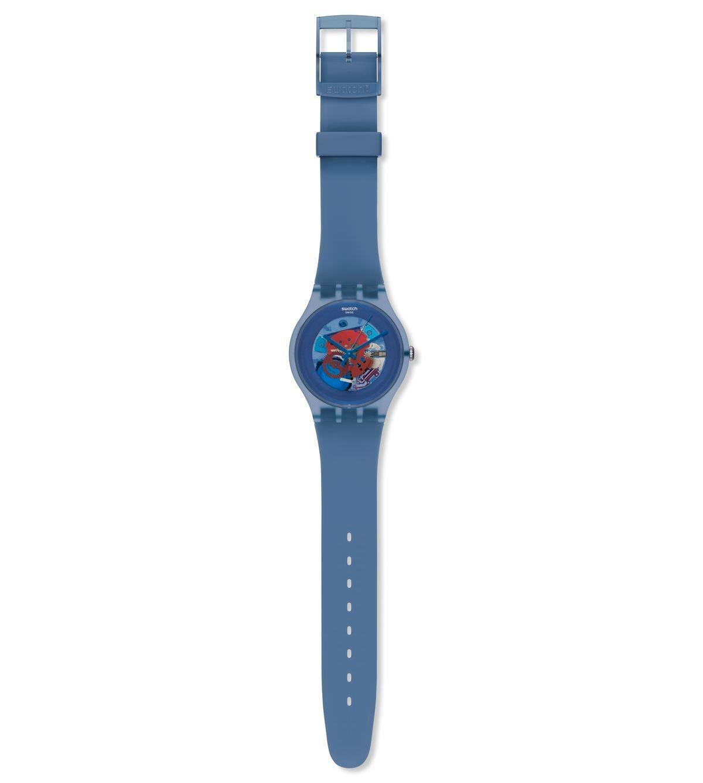 BLUE GREY LACQUERED - SUON102