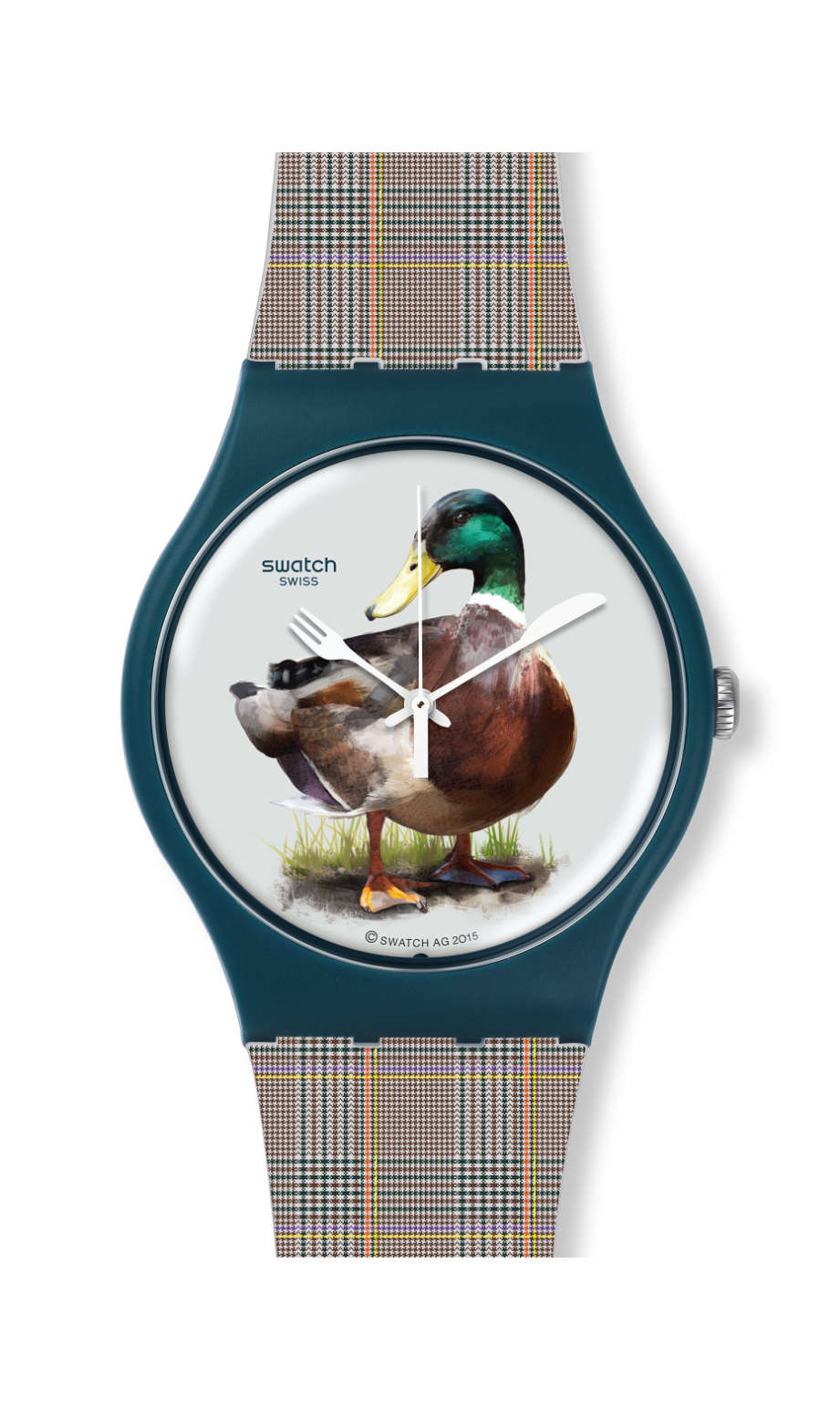 Swatch - DUCK-ISSIME - 1