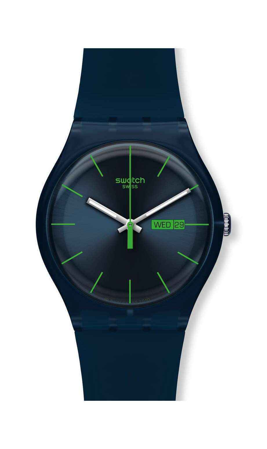Swatch - BLUE REBEL - 1