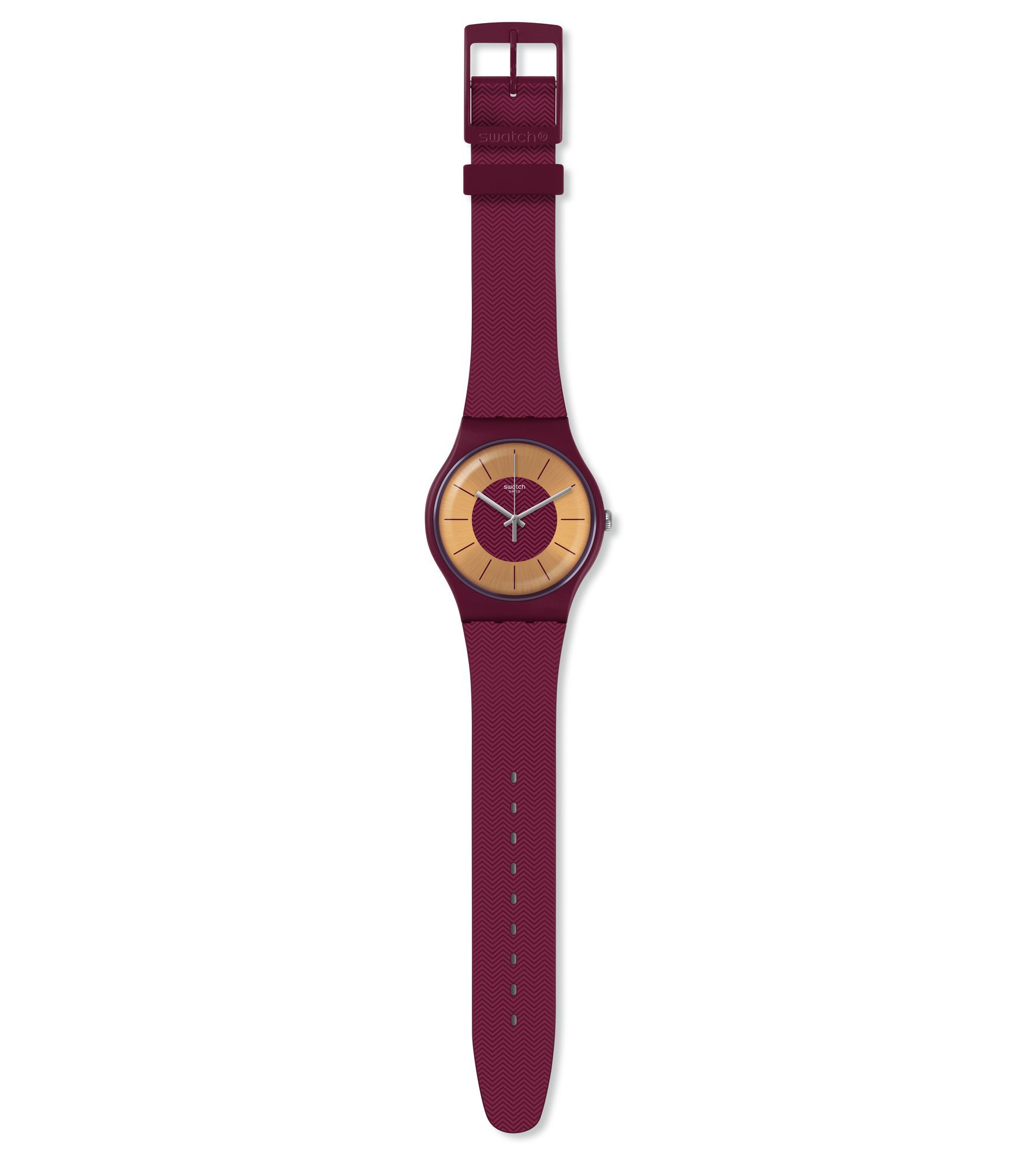 Swatch® United States - New Gent (Ø 41 MM) BORD DEAU SUOR110