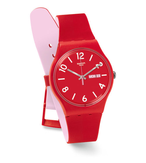 Swatch swiss часы каталог
