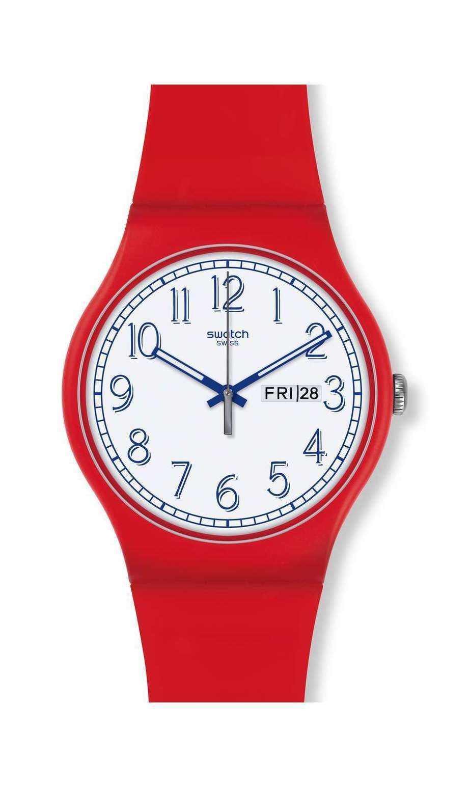 Swatch - RED ME UP - 1