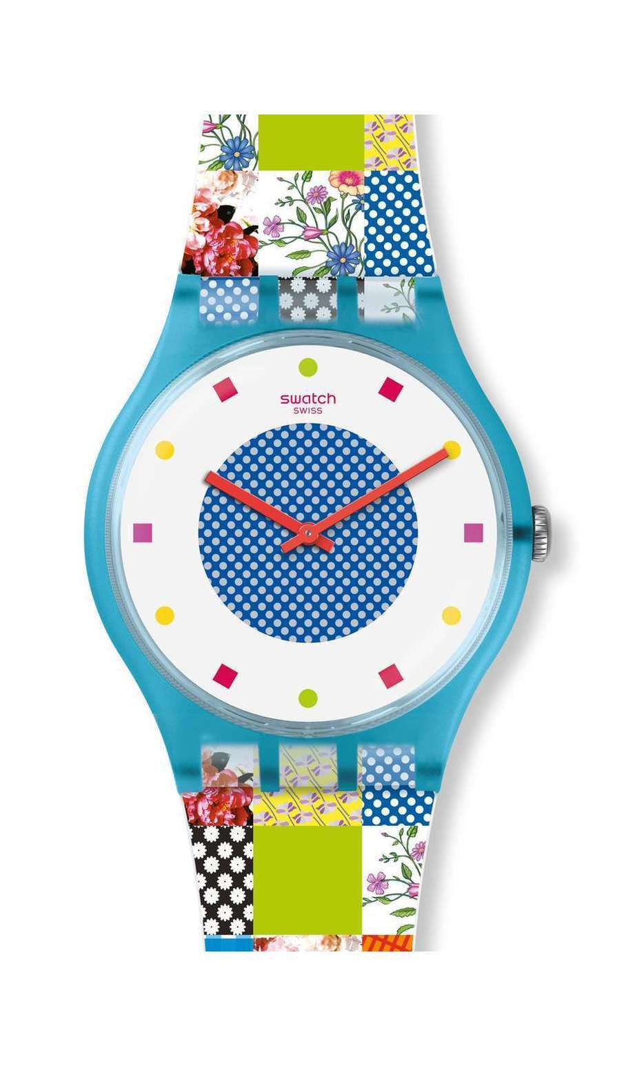 Swatch - QUILTED TIME - 1