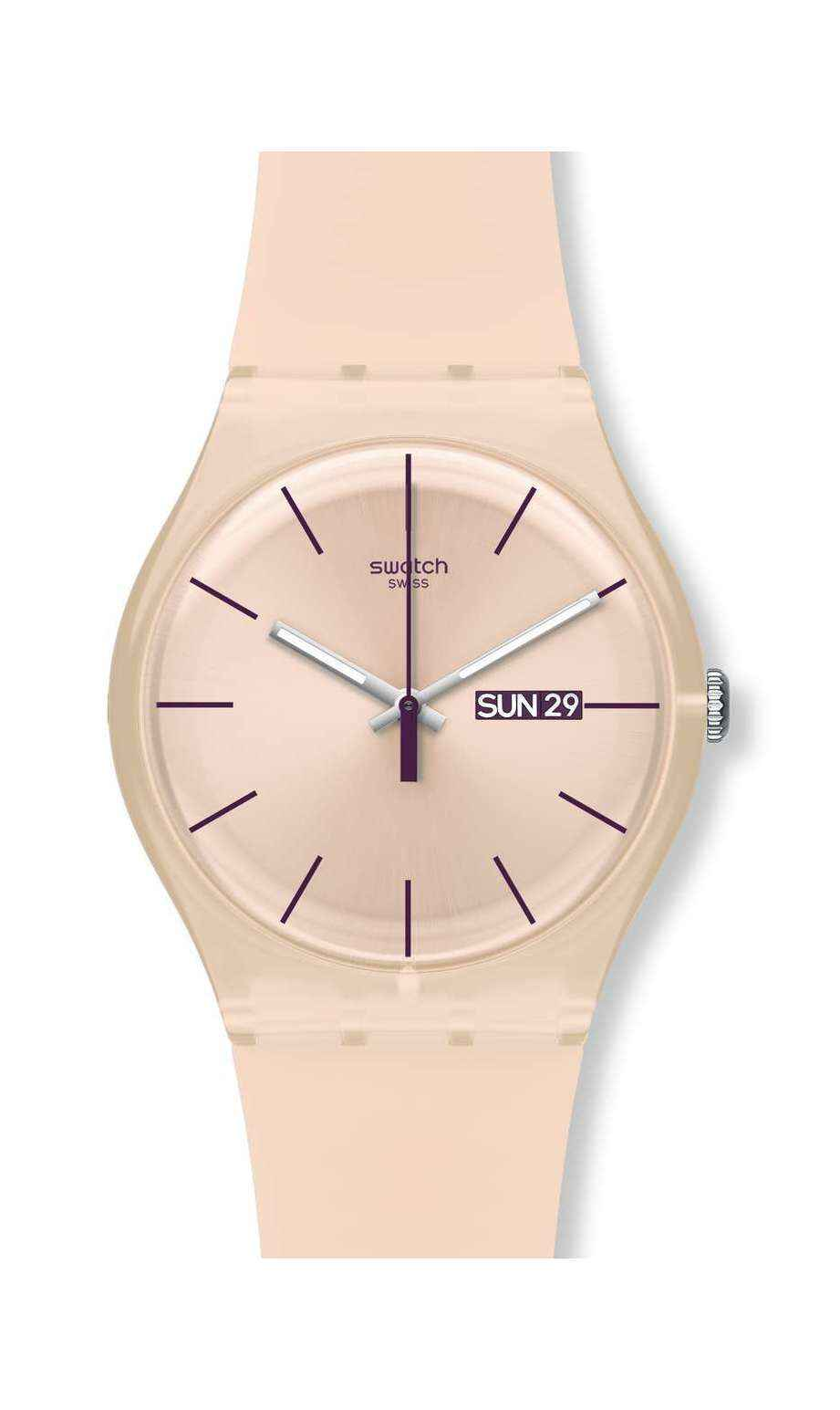 Swatch - ROSE REBEL - 1