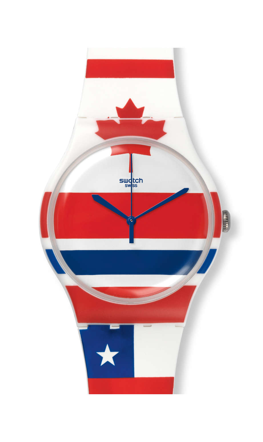 Swatch - FLAGTIME - 1