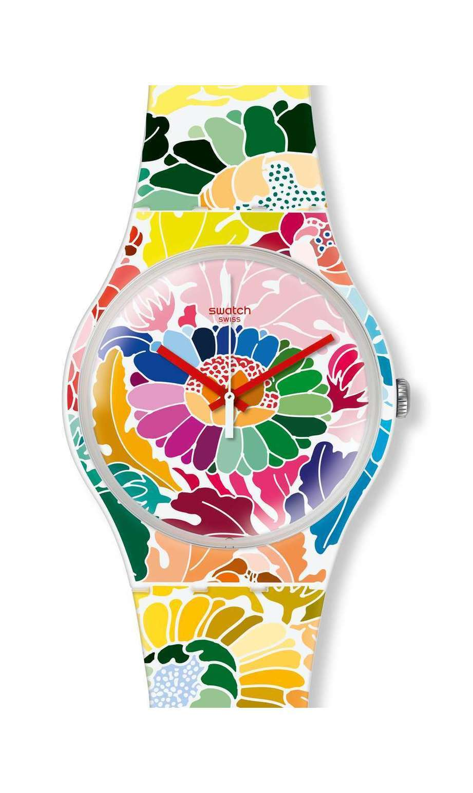 Swatch - FLOWERFOOL - 1