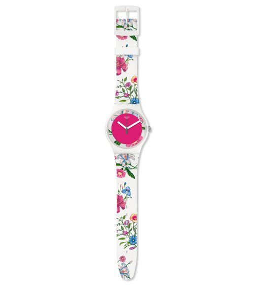 Fiorinella suow127 swatch united states - Jardin fleuri swatch toulouse ...