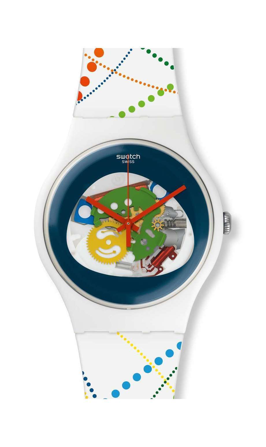 Swatch - DOTS IN RIO - 1