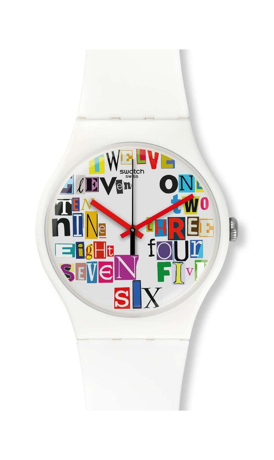 Swatch - MULTI COLLAGE - 1