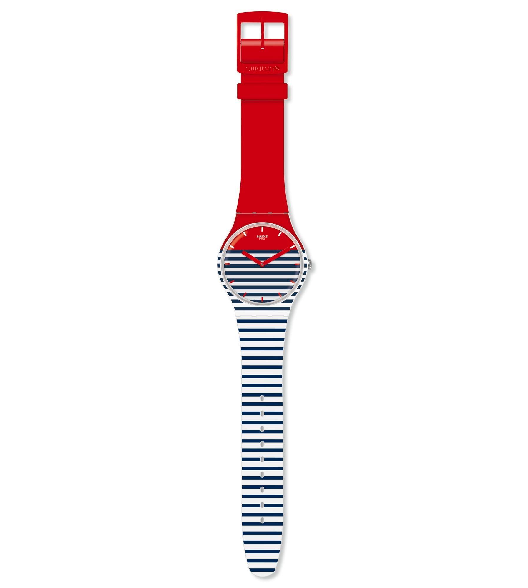 70834b562071 Swatch® México - New Gent (Ø 41 MM) MAGLIETTA SUOW140