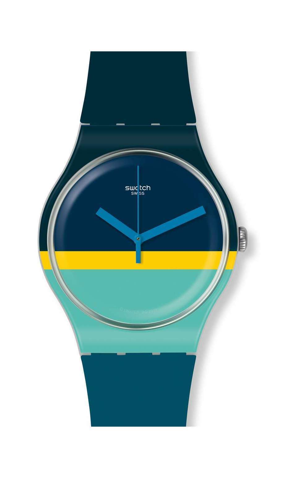 Swatch - MENT'HEURE - 1