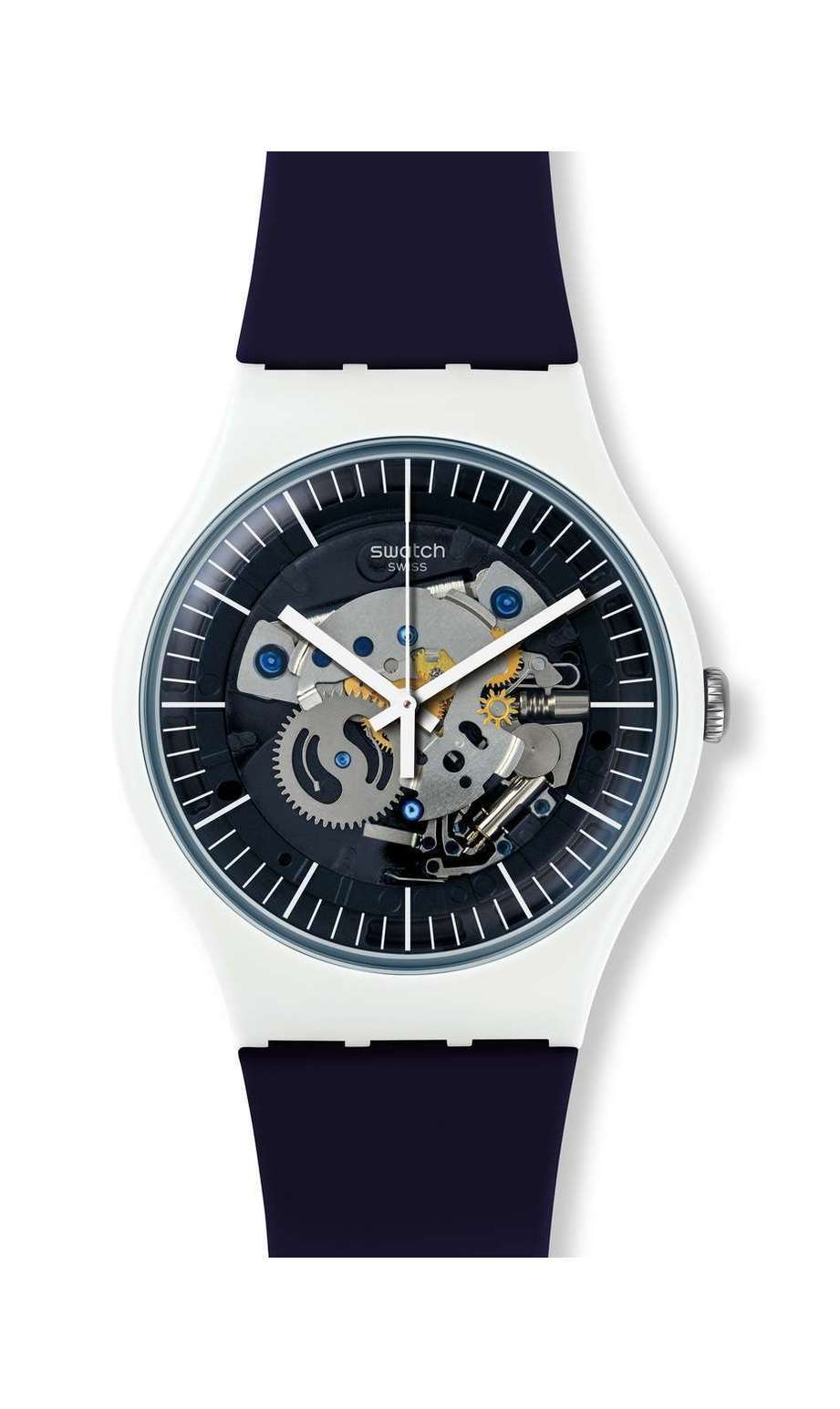 Swatch - SILIBLUE - 1