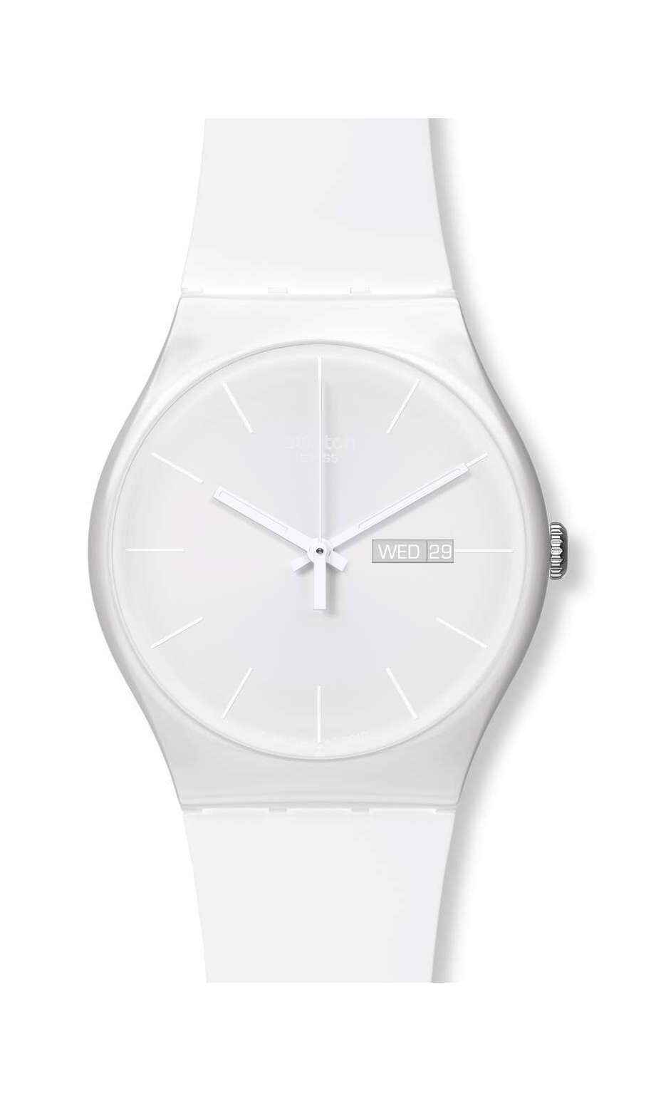 Swatch - WHITE REBEL - 1