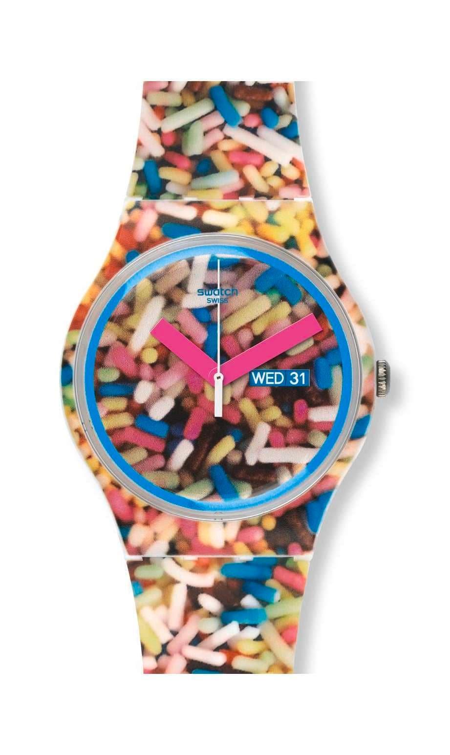 Swatch - SPRINKLED - 1