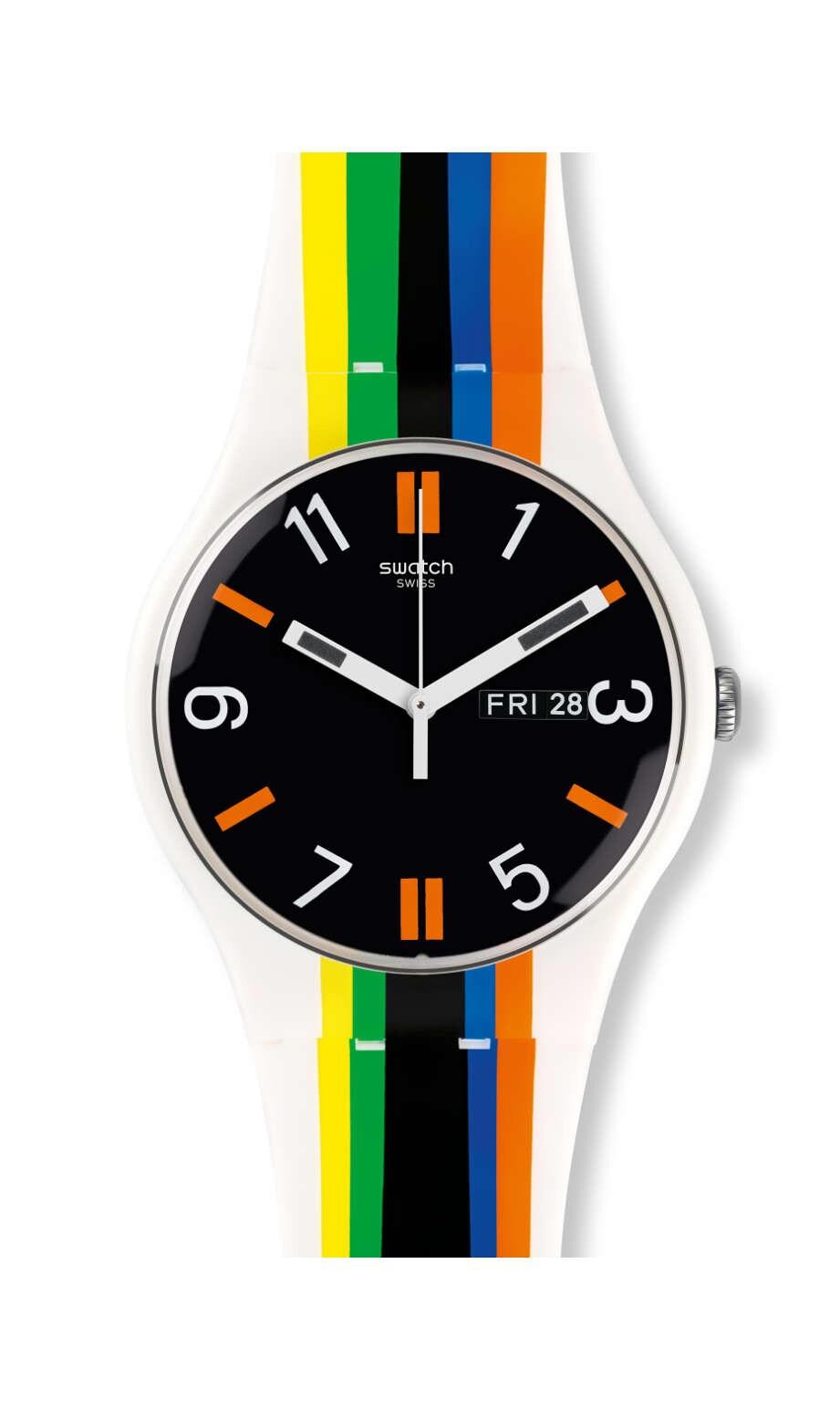 Swatch - LIGNE DE FUITE - 1