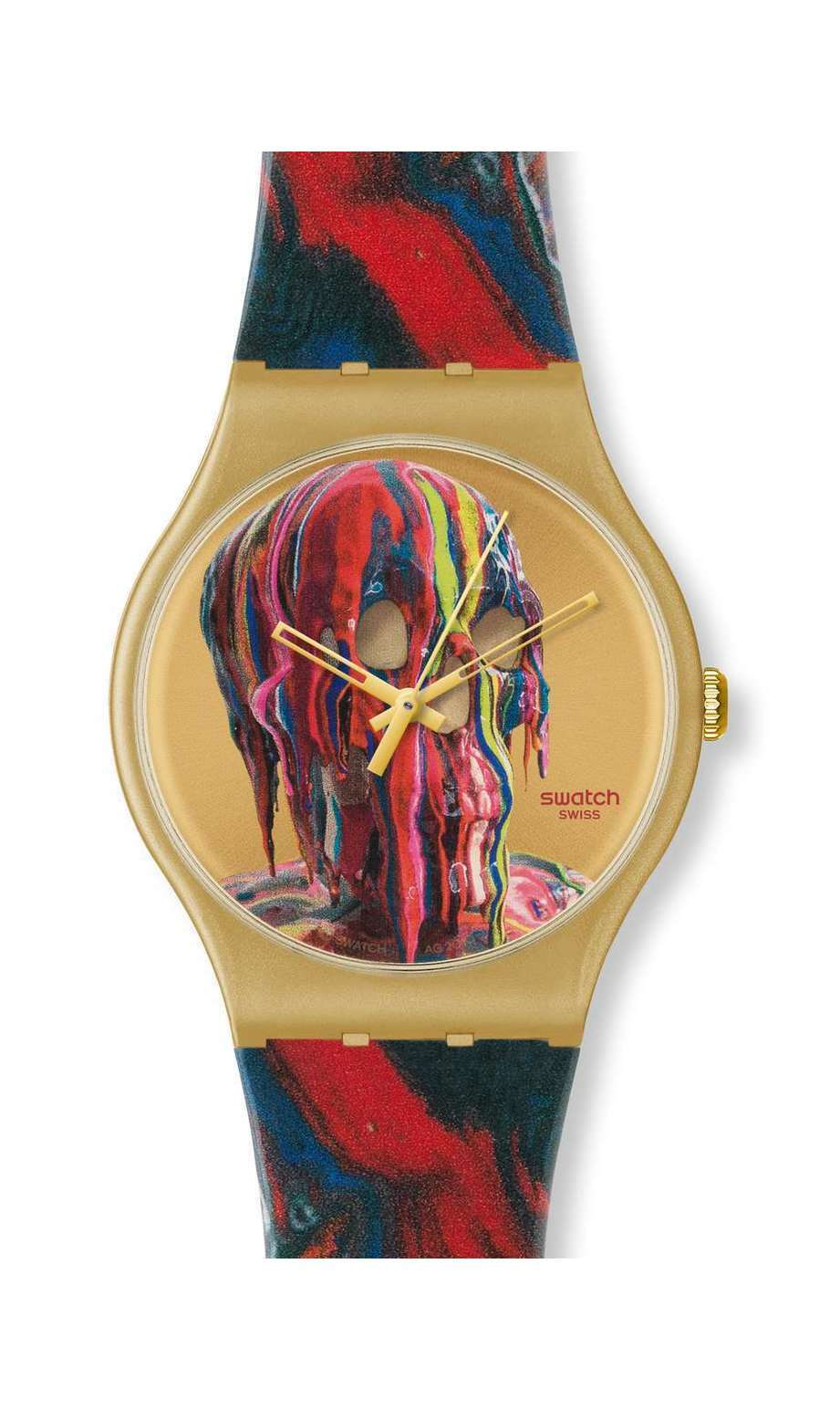 Swatch - WE'REALLGONNADIE(FORRON) - 1
